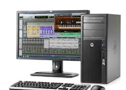 HP shows entry-level workstation