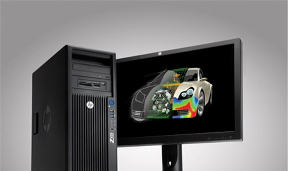 HP updates Z Workstation line
