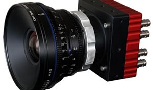 IO Industries shows compact 4K camera