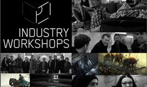 UK's Industry Workshops to host digital artist event