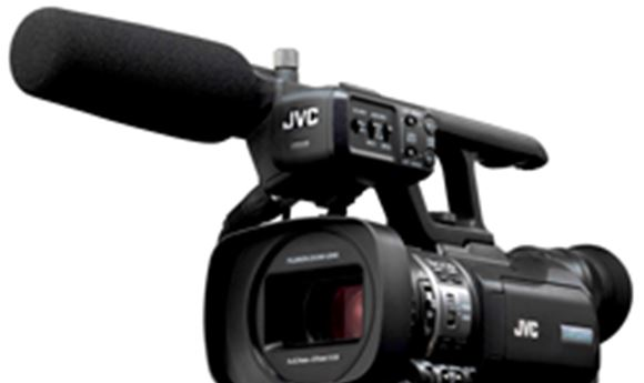 JVC debuts new solid state HD camcorder