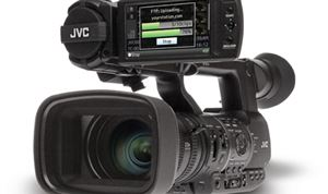 JVC intros new cameras, monitors & Blu-ray recorder