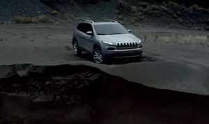 SUPER BOWL: Jeep's 'Restlessness' cut at 3008
