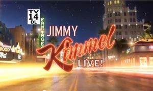 ILM creates new open for 'Jimmy Kimmel Live'