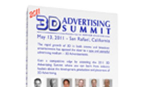 Kerner hosting '3D Advertising Summit'