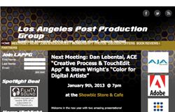 LAPPG announces meeting schedule