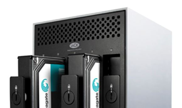 NAB 2014: LaCie targets 4K workflows with Thunderbolt 2 solution