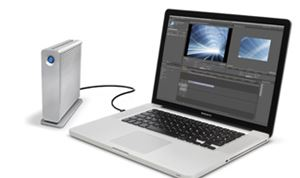 LaCie offering portable 5TB Thunderbolt drive