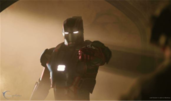 Luma Pictures suits up for 'Iron Man 3'