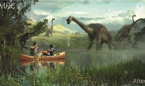 MPC creates world of dinosaurs for Nescafe