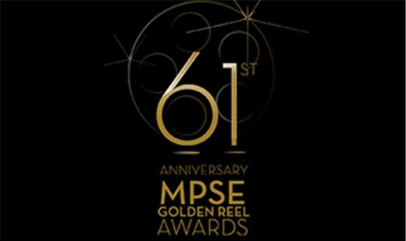 MPSE announce film nominees for Golden Reel Awards