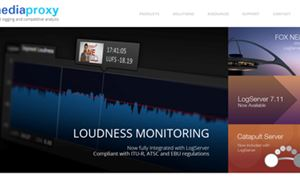 Mediaproxy helps b'casters monitor loudness, maintain compliance