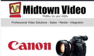 Miami's Midtown Video to host Canon demos