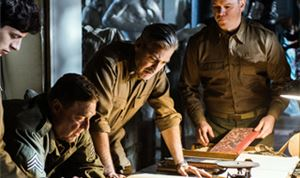 MPC creates VFX for 'Monuments Men'
