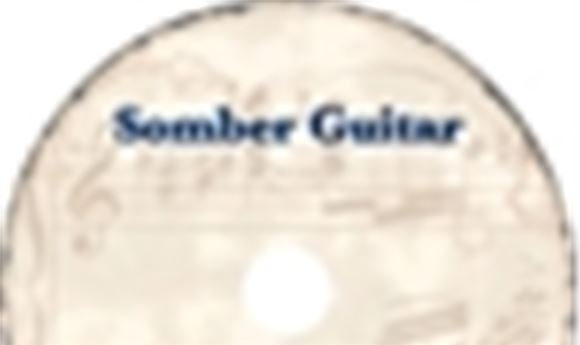'Somber Guitar' released by Music 2 Hues