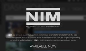 NIM debuts as new studio management tool
