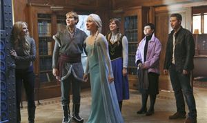 'Once Upon a Time' puts Blackmagic cameras to use