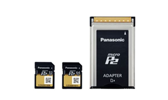 NAB 2013: Faster, cheaper microP2 cards coming