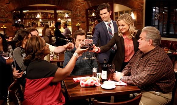 Audio: Capturing NBC's 'Parks and Recreation'