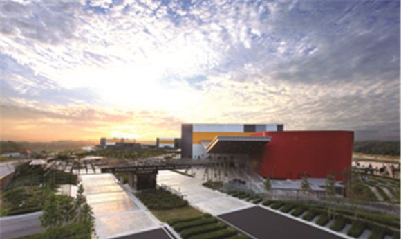 Pinewood opens 50-acre facility in Malaysia