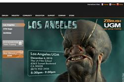 ZBrush users to meet in LA