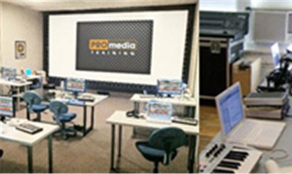 Pro Media Training offering Pro Tools 11 certification