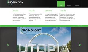 Pronology showcases Pronology Panel for Premiere Pro CC