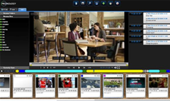 NAB 2014: Pronology offers Web-based solution for tapeless workflows