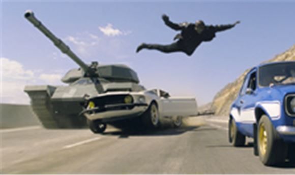 Proof handles previs for 'Fast & Furious 6'