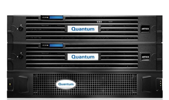 Quantum showcases new intelligent archive appliance for NAS-based production