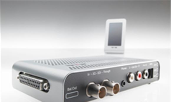 IBC 2012: RTW's TM3-3G helps monitor SDI signals