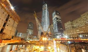 Post moderates 'World Trade Center' documentary panel