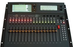 Renegade shows M16 edit suite mixer