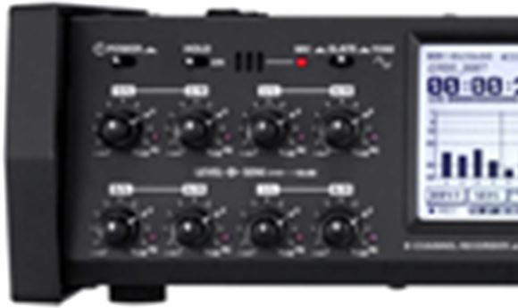 IBC 2012: Roland previews R-88 pro field recorder
