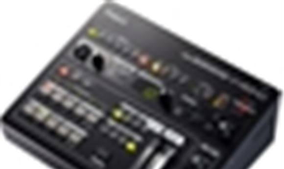 Roland unveils 4-channel multi-format video mixer