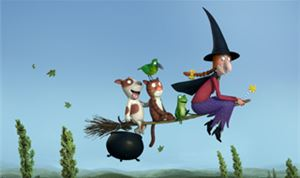 OSCARS: 'Room on the Broom' nominate for 'Animated Short'