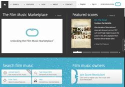 Score Revolution hopes to make film music more accessible