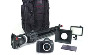NAB 2013: Shutterstock to give away camera package
