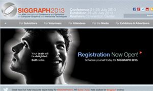 SIGGRAPH 2013: Keynote brings together successful directors