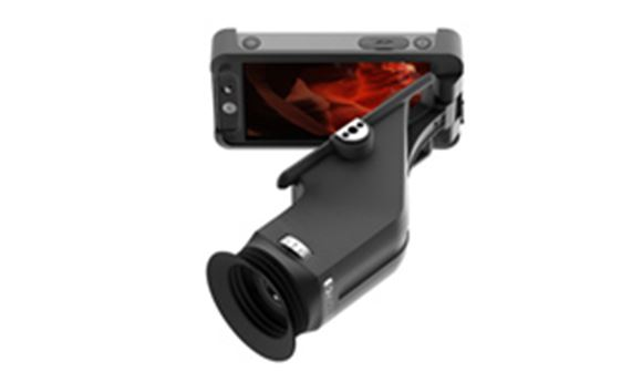 SmallHD showing compact, on-camera display