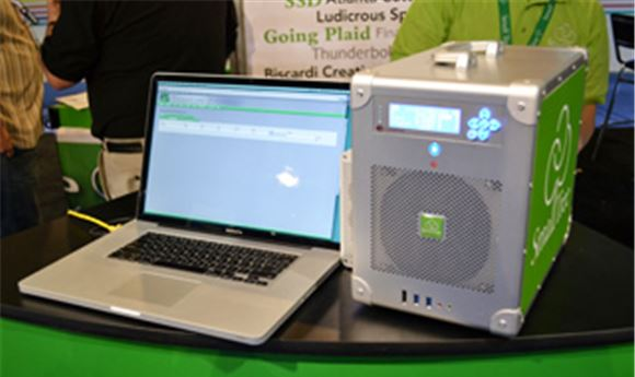 NAB 2013: Small Tree debuts new shared storage solutions