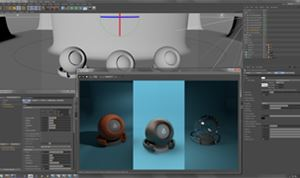 SIGGRAPH 2014: Solid Angle's Arnold closely integrates with Houdini & Cinema4D