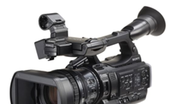 Sony introduces 50mbps HD 4:2:2 camcorder