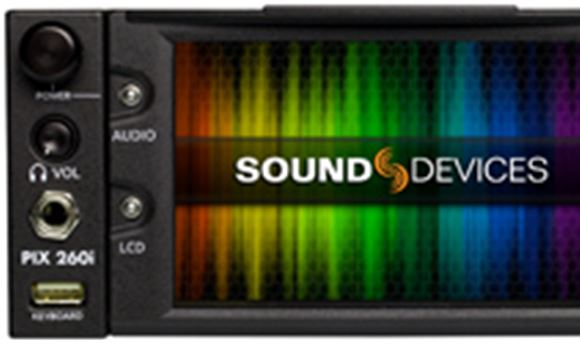 IBC 2013: Sound Devices improves Pix 260i recorder