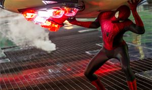 Sony Pictures posts 'The Amazing Spider-Man 2'
