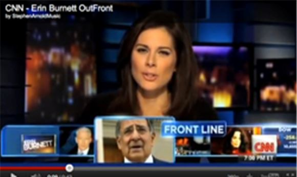 'Erin Burnett OutFront' launches with Stephen Arnold track