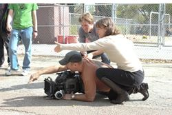 Anti-bullying short shot with Sony's F65