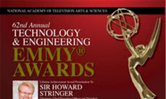 Technical Emmys presented in Las Vegas