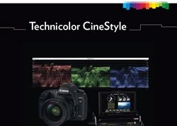 Technicolor & Canon partner on DSLR tools