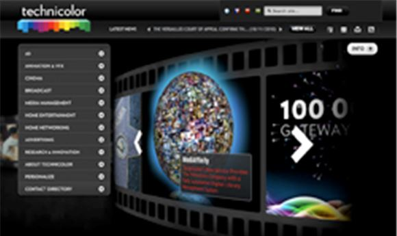 Weinstein Co. is first Technicolor MediAffinity customer
